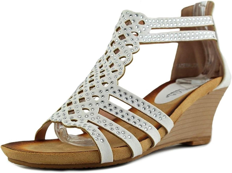 Women's Patrizia by Spring Step, Sagebrush Mid Heel Sandals