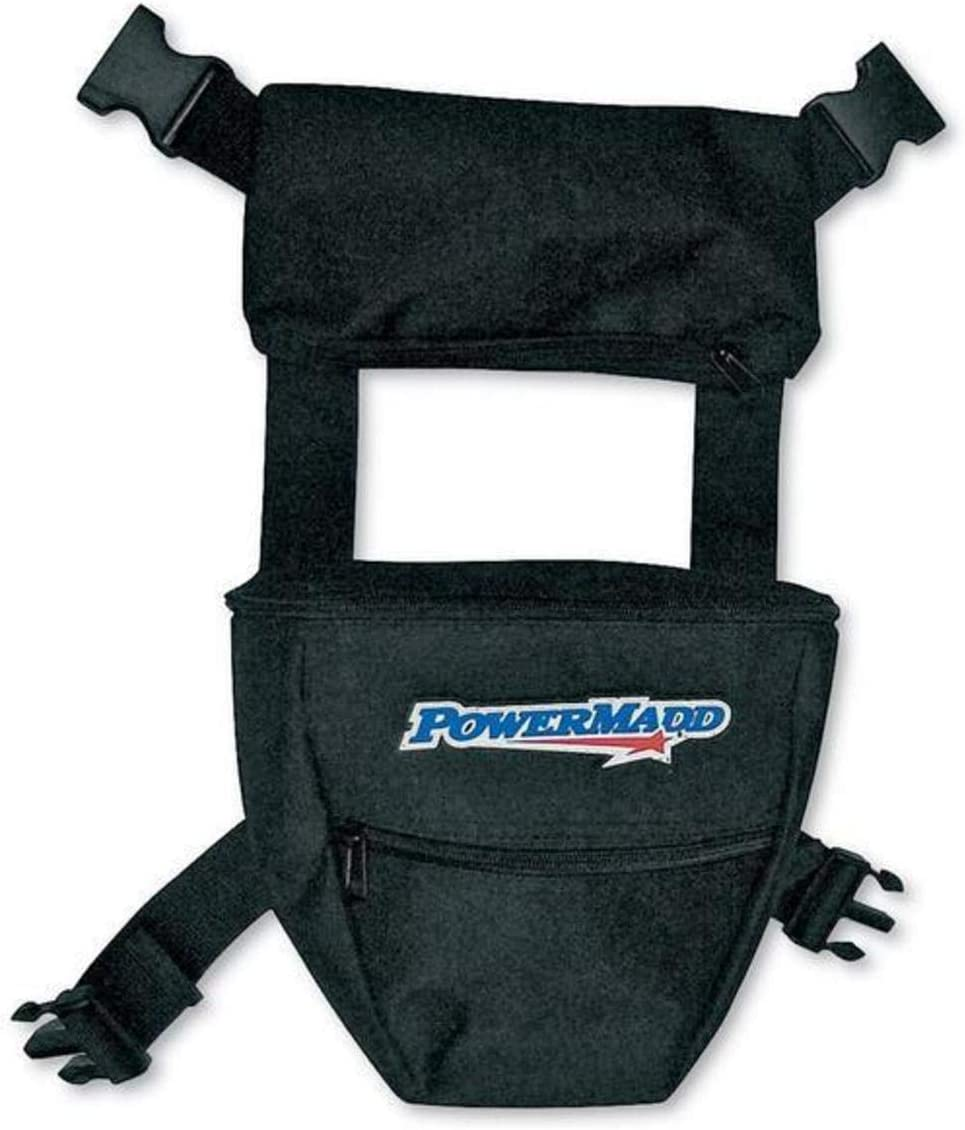 Powermadd Bar Bag Deluxe Handlebar Free shipping on posting reviews Deluxe Storage PM13602