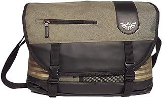 Nintendo Legend Of Zelda Elaborated Messenger Bag Sac bandoulière 35 centimeters Multicolore (Green)