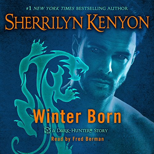 Winter Born audiobook cover art