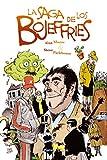 La saga de los Bojeffries (Biblioteca Alan Moore)