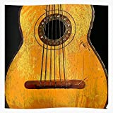 Guitar Mexico Mesilla Mariachi Instrument Musical Folklorico New Southwest Home Decor Wall Art Print Poster !