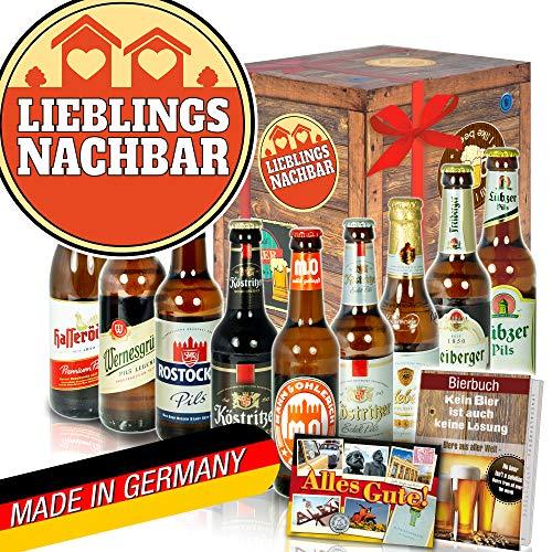 Lieblingsnachbar - Geschenkidee Lieblingsnachbar - Ost-Deutsche Biere
