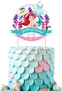 Super Best Ariel Birthday Cakes Of 2020 Top Rated Reviewed Personalised Birthday Cards Bromeletsinfo