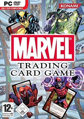 Marvel Trading Card Game (PC DVD)