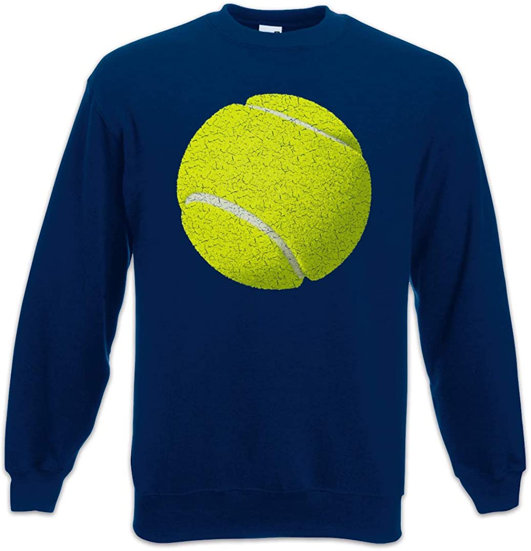 Urban Backwoods Tennis Some reservation Ball Max 68% OFF Sweater Pullover Sweatshirt