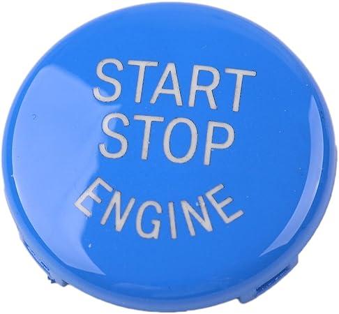 Citall Motor Zündschalter Start Stop Taster Ring Trim Deckel Auto