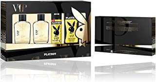Playboy VIP Gel, Deo y After for Men, 100 ml