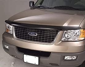 Auto Ventshade 21417 Hoodflector Dark Smoke Hood Shield for 2002-2006 Avalanche 1500 & 2500 w/o Body Cladding, 2003-2005 Silverado 1500, 2003-2004 Silverado 2500 & 3500