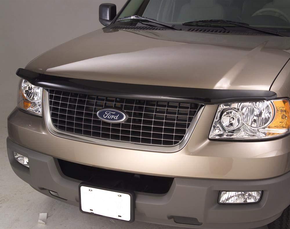 Auto Ventshade 21947 Hoodflector Dark Smoke Hood Shield for 2015-2018 GMC Sierra 2500HD /& 3500HD