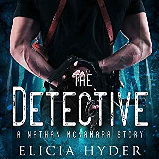 The Detective audiobook cover art
