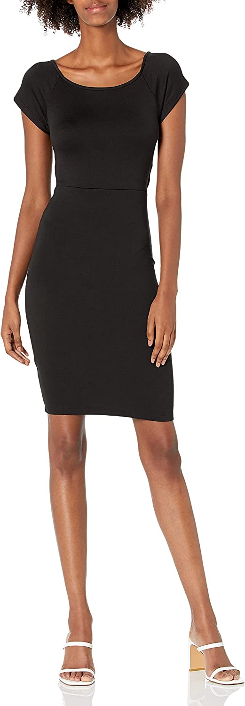 Ella Moss Women's Camille Twist Back Dress