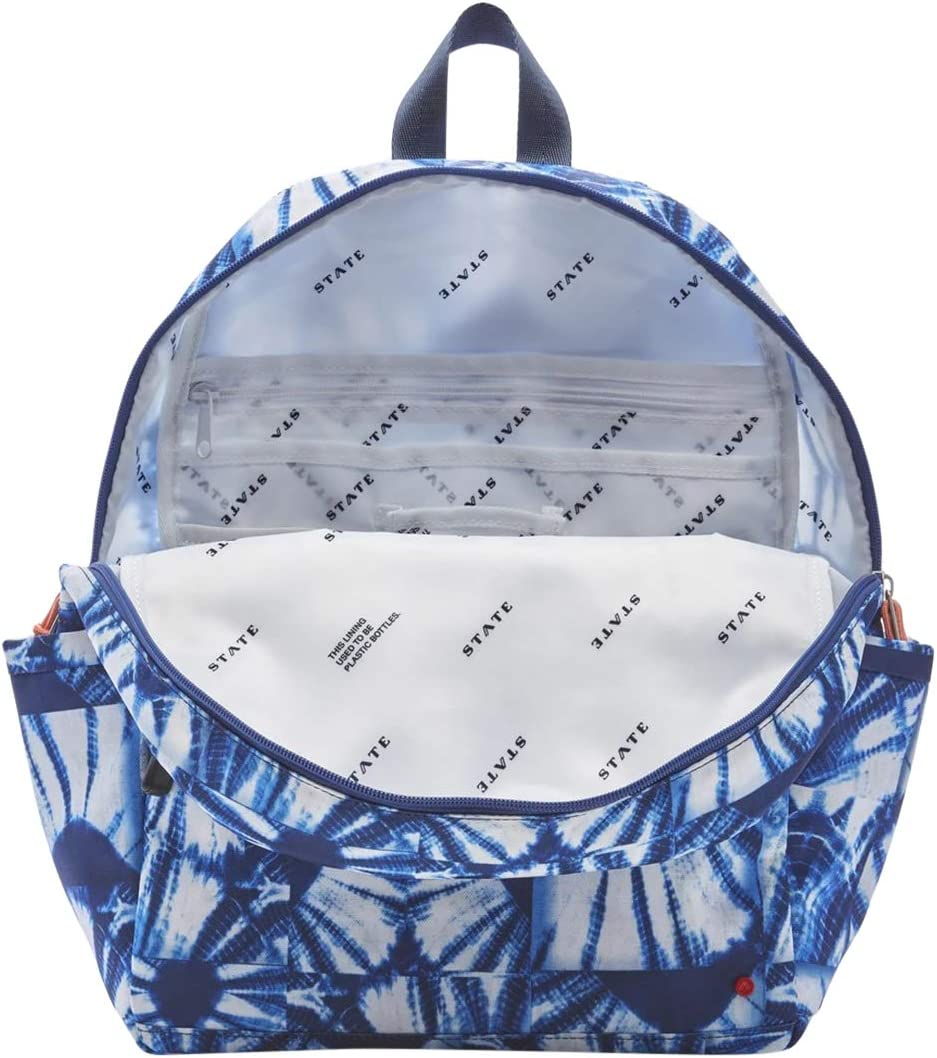 Camo Recycled Ripstop STATE Kane Kids Backpack