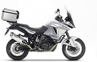 SHAD K0DV17ST Halterungen Set Top Master KTM Adventure 1190 (2014), Black, One Size