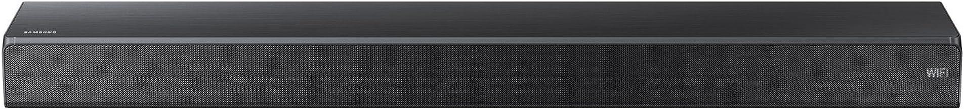Samsung MS550 - Barra de Sonido inalámbrica y compacta, Color Negro