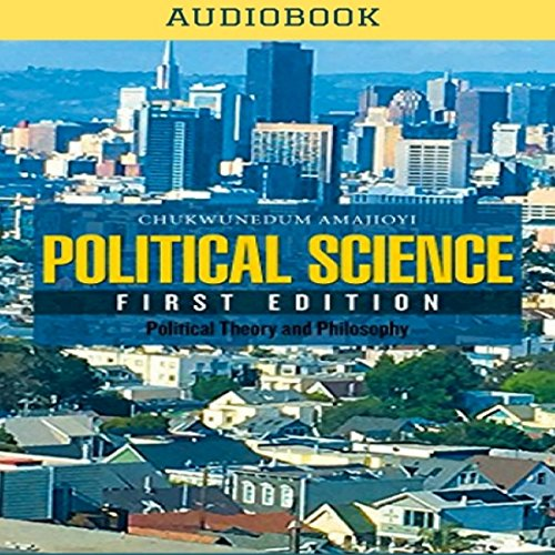 Political Science audiobook cover art