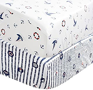 cheap baby crib sheets