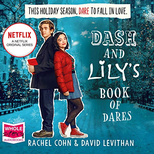 Couverture de Dash & Lily's Book of Dares