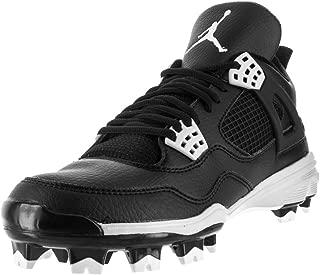NIKE Men's Air Jordan IV 4 Retro MCS Black/Tech Grey Oreo 807709-010 Shoe