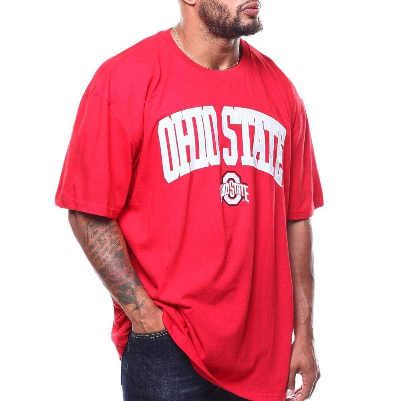 フィットバン義務付けられた(チャンピオン) Champion メンズ トップス Tシャツ ohio state s/s screen tee (b&t) [並行輸入品]