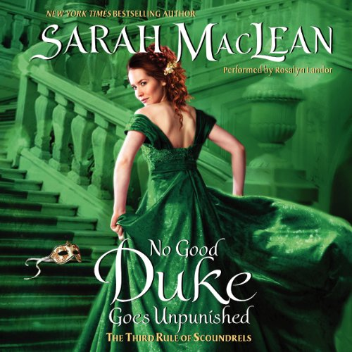 No Good Duke Goes Unpunished audiobook cover art
