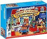 Playmobil Calendario dell'Avvento 70188 - Il Negozio dei Giocattoli di Natale