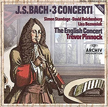 Bach, J.S.: Concertos for Solo Instruments BWV 1044, 1055 & 1060