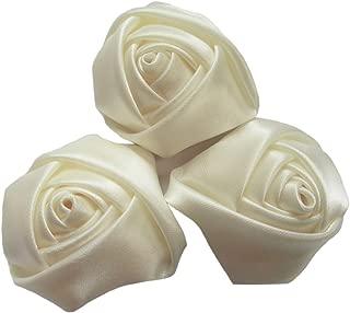 Best satin ribbon rose Reviews