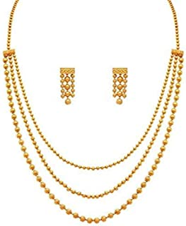 Women's Ethnic Indian Jewelry Bridal Kundan Like Necklace Set