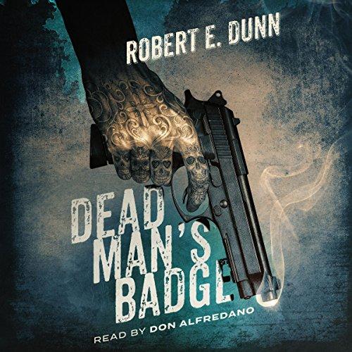 Dead Man's Badge audiobook cover art