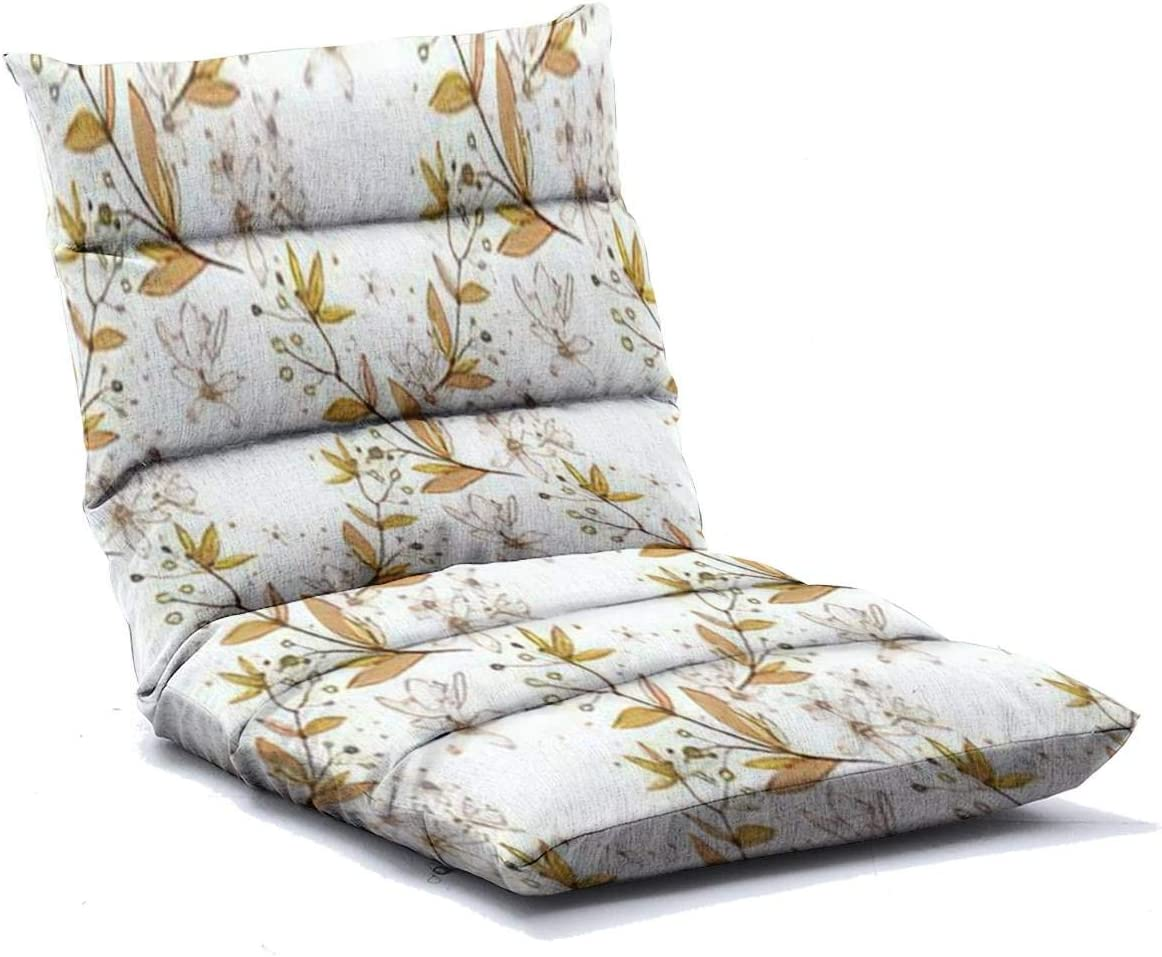 Floor Lounger Adjustable Chair Fees free!! Vintage Hand Draw Beautiful Colorado Springs Mall