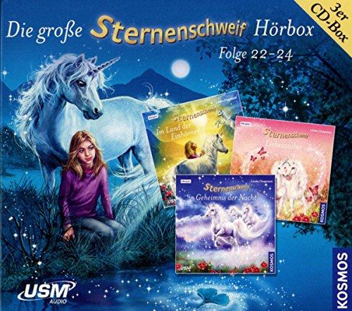 Die große Sternenschweif Hörbox Folgen 22-24 (3 Audio CDs)
