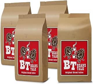 ビーンズ トーク オリジナル ブレンドコーヒー 2kg (500g×4) (【豆のまま】)
