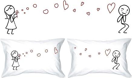 Federe Per Cuscini San Valentino.Amazon It San Valentino Copricuscini E Federe Cuscini