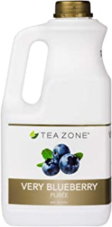 Tea Zone 64 fl. oz Very Blueberry Puree