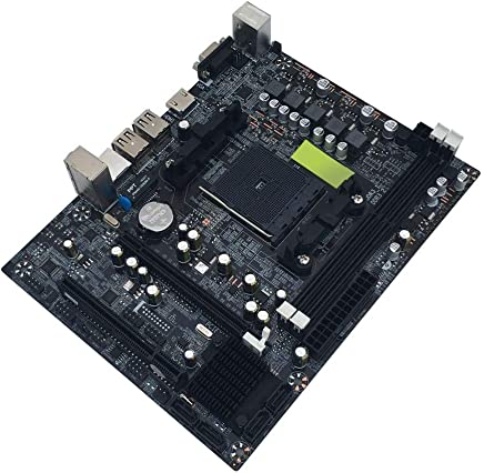 Bulary AMD A88 Desktop Computer Motherboard DDR3 Full Solid State Power Supply FM2/FM2+ CPU Interface