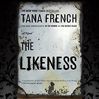The Likeness audiobook cover art