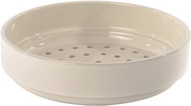 BergHOFF RON White Ceramic 10-inch Steamer Insert