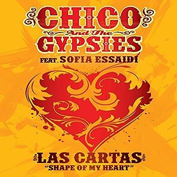 Las Cartas (Shape of My Heart) (feat. Sofia Essaïdi)