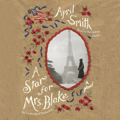 A Star for Mrs. Blake audiobook cover art