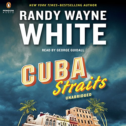 Cuba Straits audiobook cover art