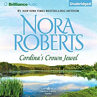 Cordina's Crown Jewel audiobook cover art