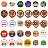Flavored Coffee Pods Variety Pack With Unique Flavors And No Duplicates, Fits All Keurig K Cups...