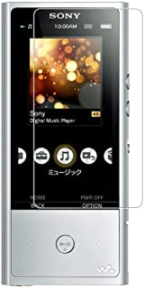 Zshion SONY NW-ZX100 ガラスフィルム 強化ガラス 液晶保護フィルム 高透過率 気泡ゼロ 指紋防止 硬度9H (透明な) 【2 枚パック】