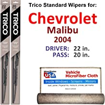 Best windshield wipers for 2004 chevy malibu Reviews