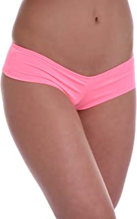 TIARA GALIANO Sexy Women's Bikini Bottom Brazilian Boyshorts - Made in EU Lady Swimwear 107
