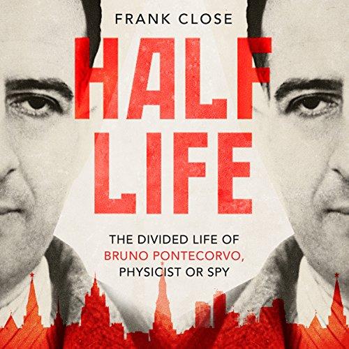 Half-Life audiobook cover art