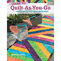 (Learn To Quilt-As-You-Go) - That Patchwork Place-Quilt-As-You-Go