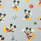 Disney Mickey Maus Sport Blau–Neuheit Premium Grade