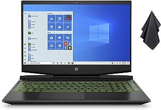 2021 HP Pavilion 15.6インチ FHD ゲーミングノートパソコン コンピューター Intel Quad-Core i5-9300H 16GB RAM 256GB SSD + 1TB HDD バックライトキーボードB&O オーデ...